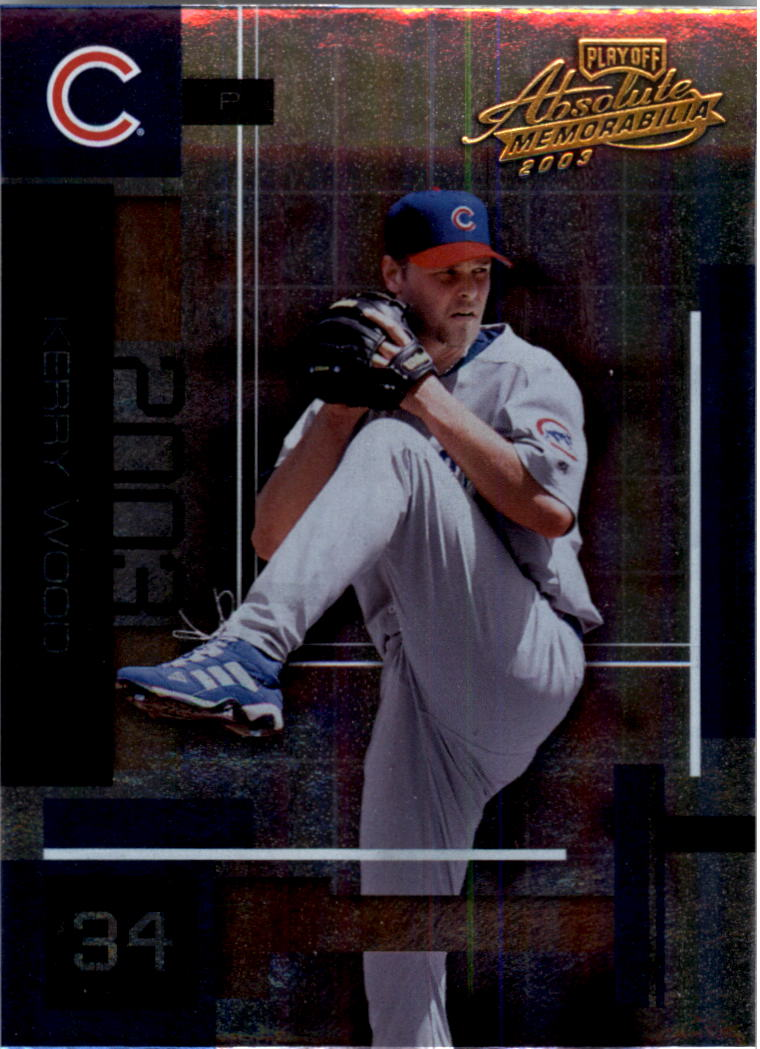 2003 Absolute Memorabilia #19 Kerry Wood