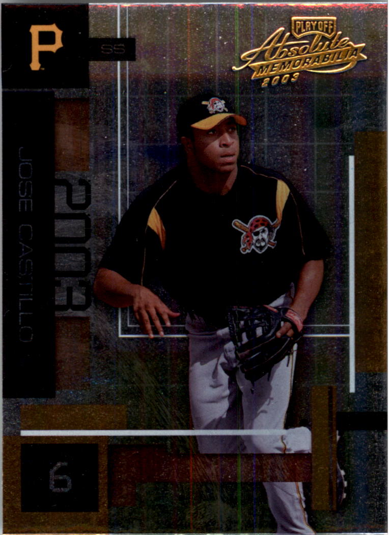 2003 Absolute Memorabilia #72 Jose Castillo