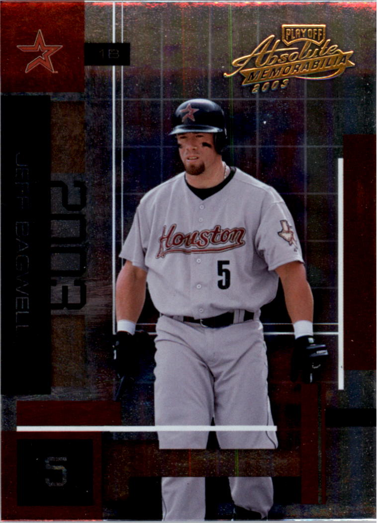 2003 Absolute Memorabilia #88 Jeff Bagwell
