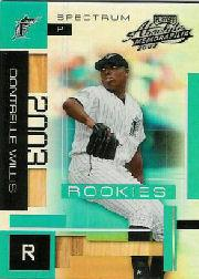 2003 Absolute Memorabilia Spectrum #204 Dontrelle Willis ROO