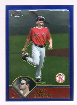 2003 Topps Chrome Traded #T21 Jeff Suppan