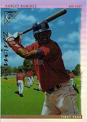 2003 Topps Gallery Artist's Proofs #162 Hanley Ramirez FY