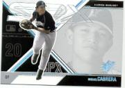 2003 SPx #60 Miguel Cabrera SP