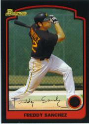 2003 Bowman Draft #2 Freddy Sanchez