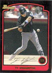2003 Bowman Draft #5 Ty Wigginton