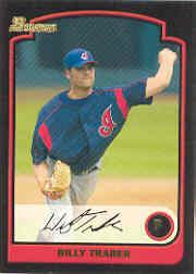 2003 Bowman Draft #14 Billy Traber