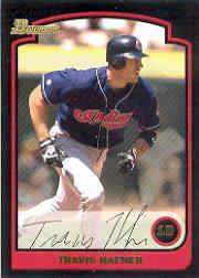 2003 Bowman Draft #26 Travis Hafner