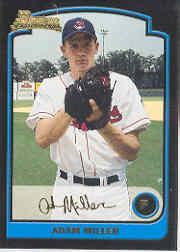 2003 Bowman Draft Gold #31 Adam Miller