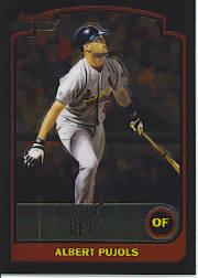 2003 Bowman Chrome #24 Albert Pujols