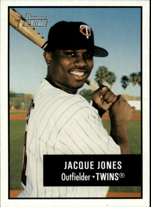 2003 Bowman Heritage #79 Jacque Jones