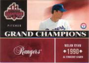 2003 Donruss Champions Grand Champions #13 Nolan Ryan