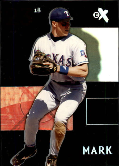 2003 E-X #70 Mark Teixeira
