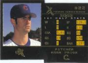 2003 E-X X-tra Innings #6 Mark Prior