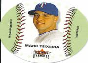 2003 Fleer Hardball #76 Mark Teixeira