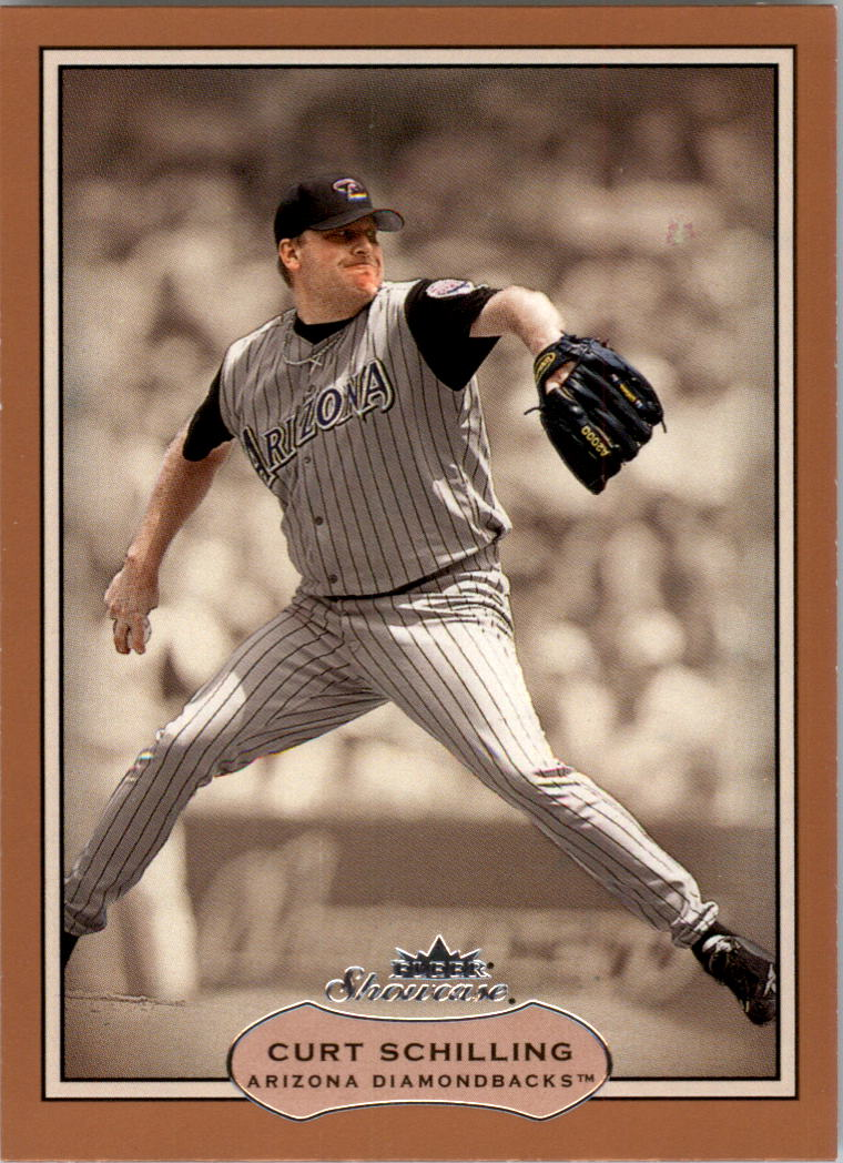 2003 Fleer Showcase #2 Curt Schilling