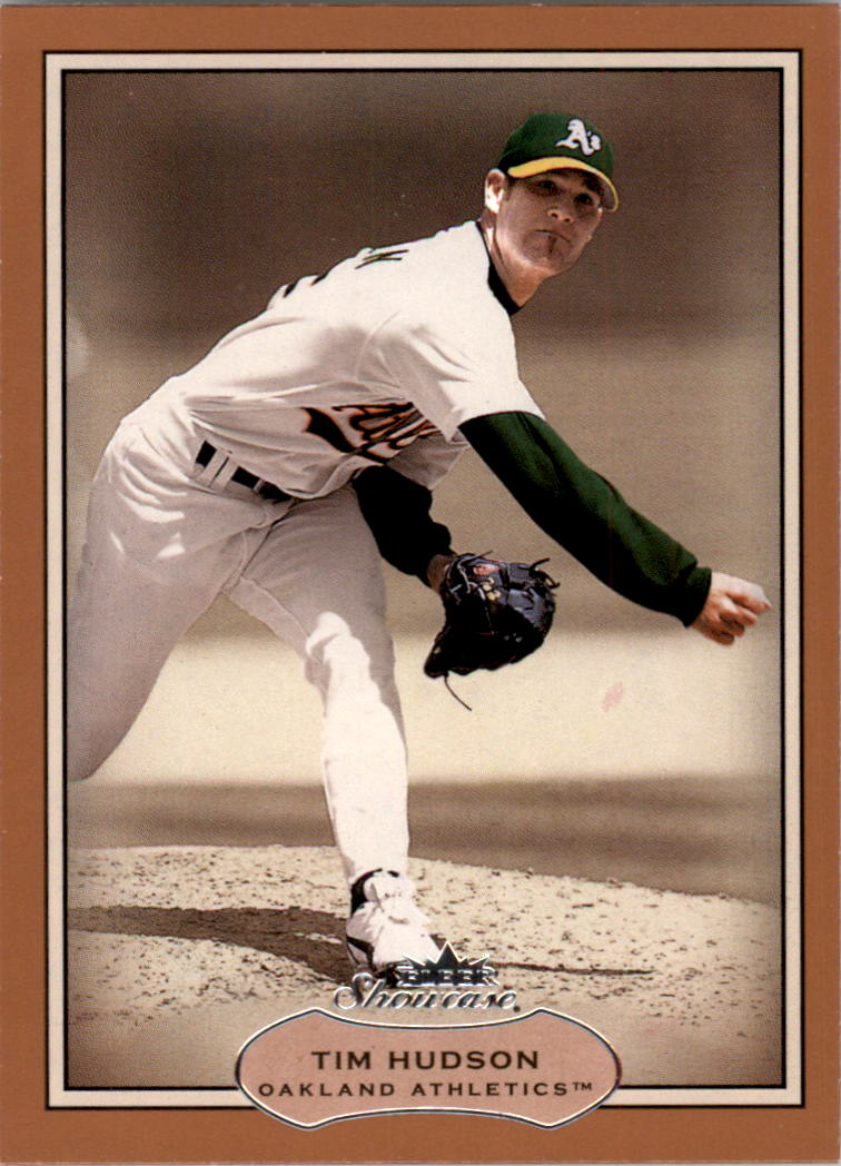 2003 Fleer Showcase #7 Tim Hudson