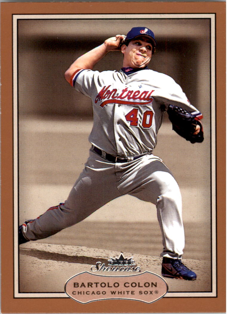 2003 Fleer Showcase #10 Bartolo Colon
