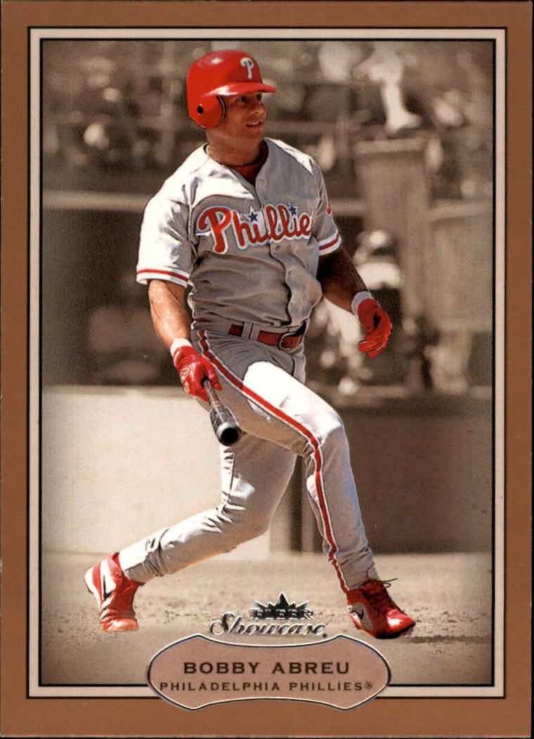 2003 Fleer Showcase #11 Bobby Abreu