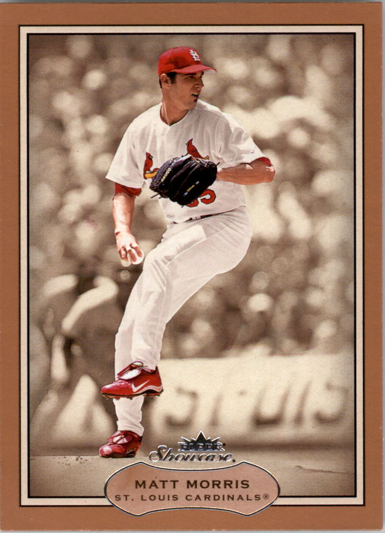 2003 Fleer Showcase #12 Matt Morris