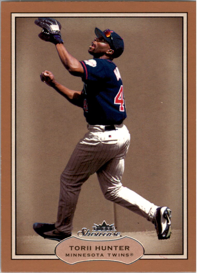 2003 Fleer Showcase #17 Torii Hunter