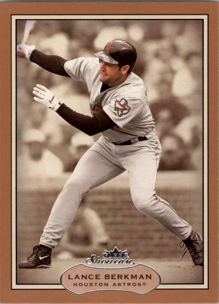 2003 Fleer Showcase #19 Lance Berkman
