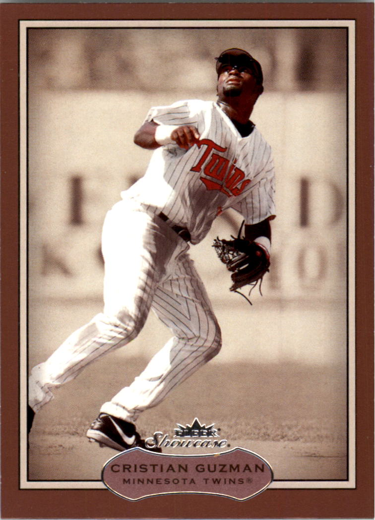2003 Fleer Showcase #41 Cristian Guzman