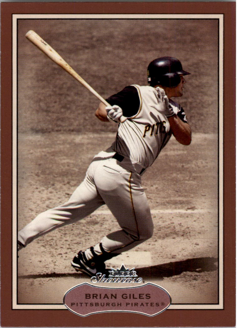 2003 Fleer Showcase #44 Brian Giles