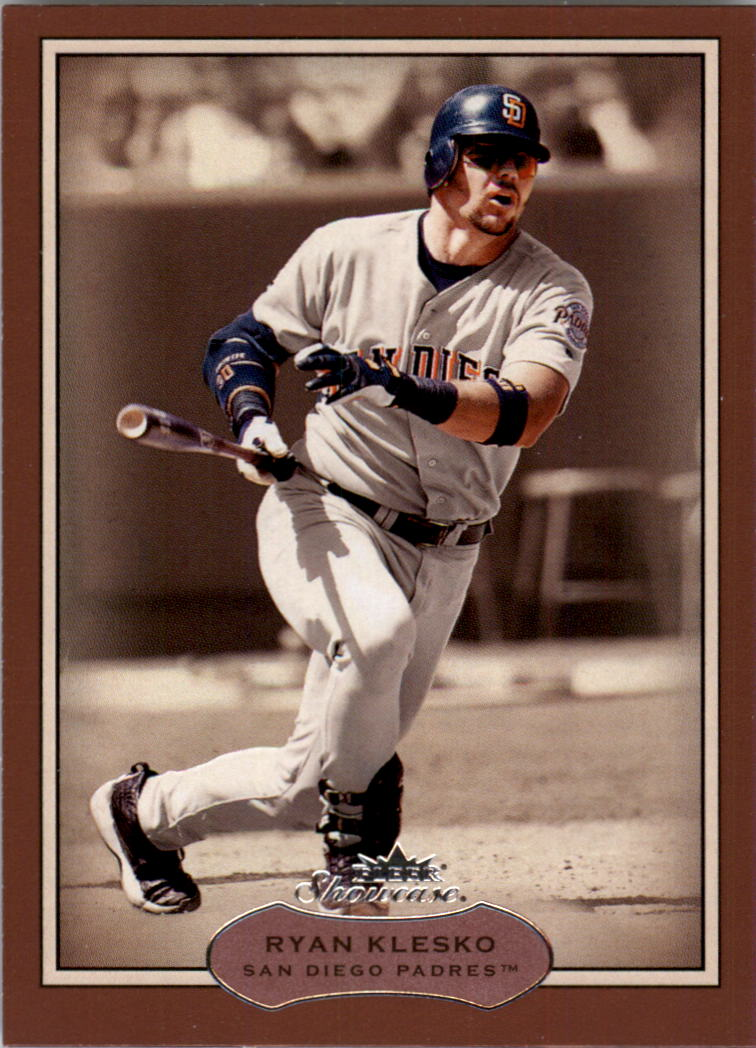 2003 Fleer Showcase #55 Ryan Klesko
