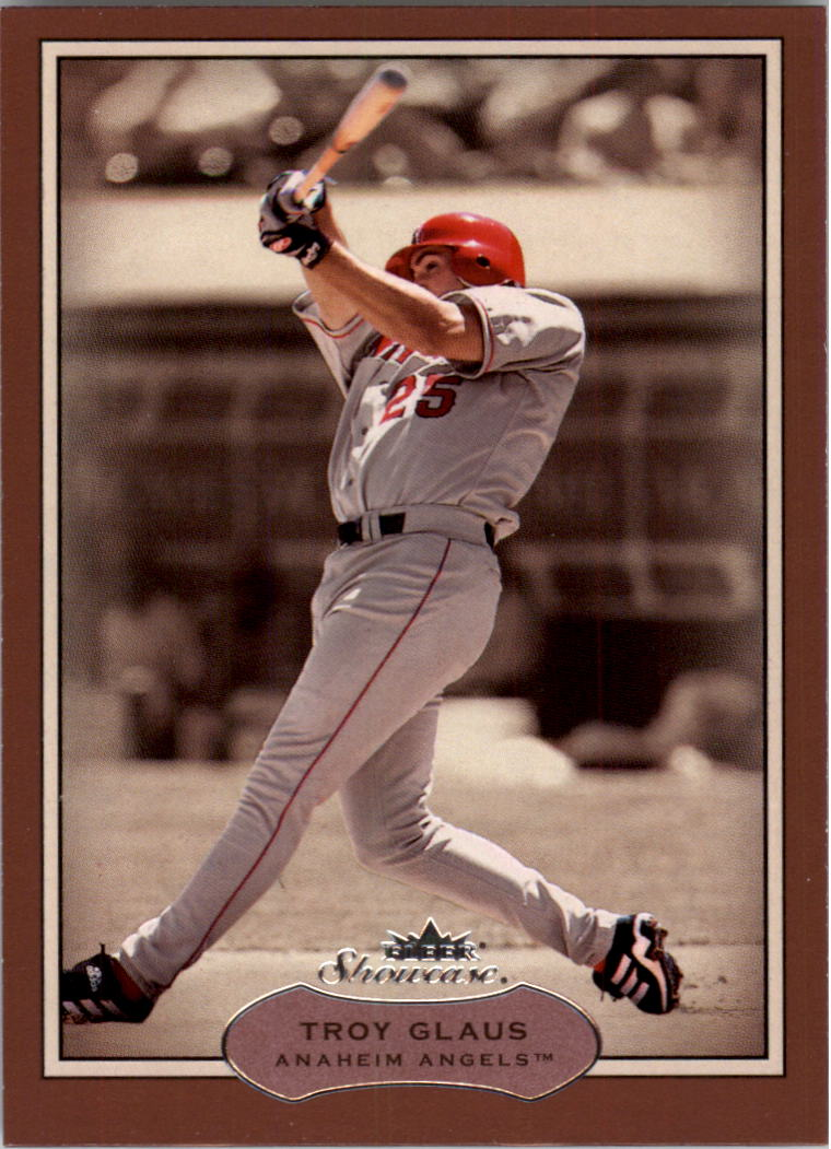 2003 Fleer Showcase #61 Troy Glaus