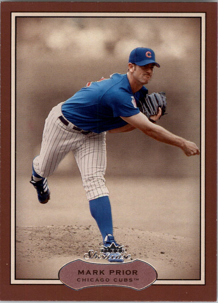 2003 Fleer Showcase #65 Mark Prior