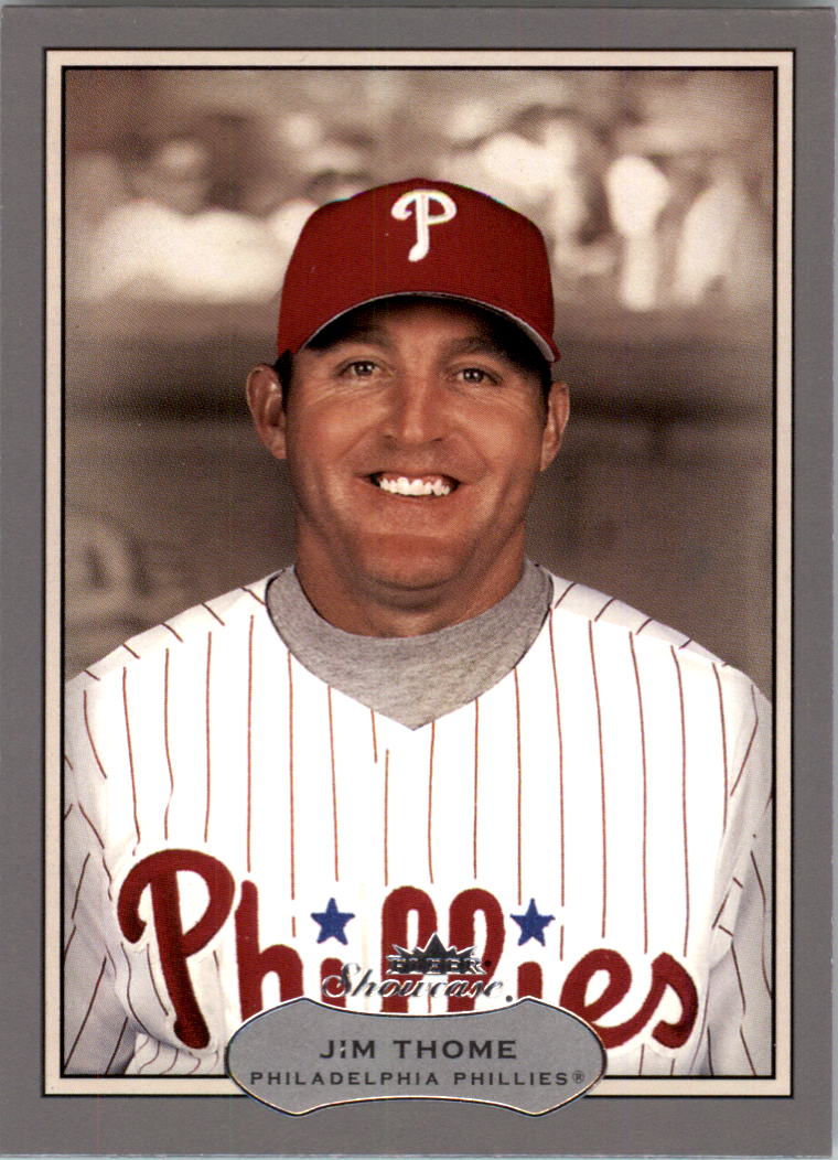 2003 Fleer Showcase #76 Jim Thome