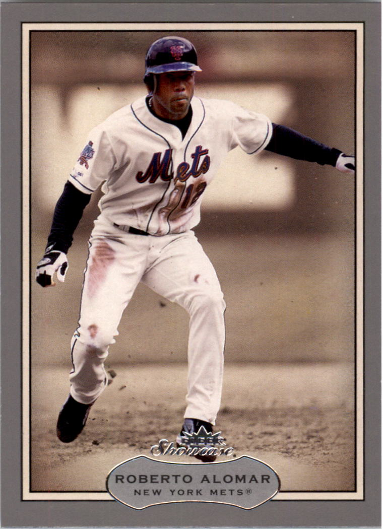 2003 Fleer Showcase #81 Roberto Alomar