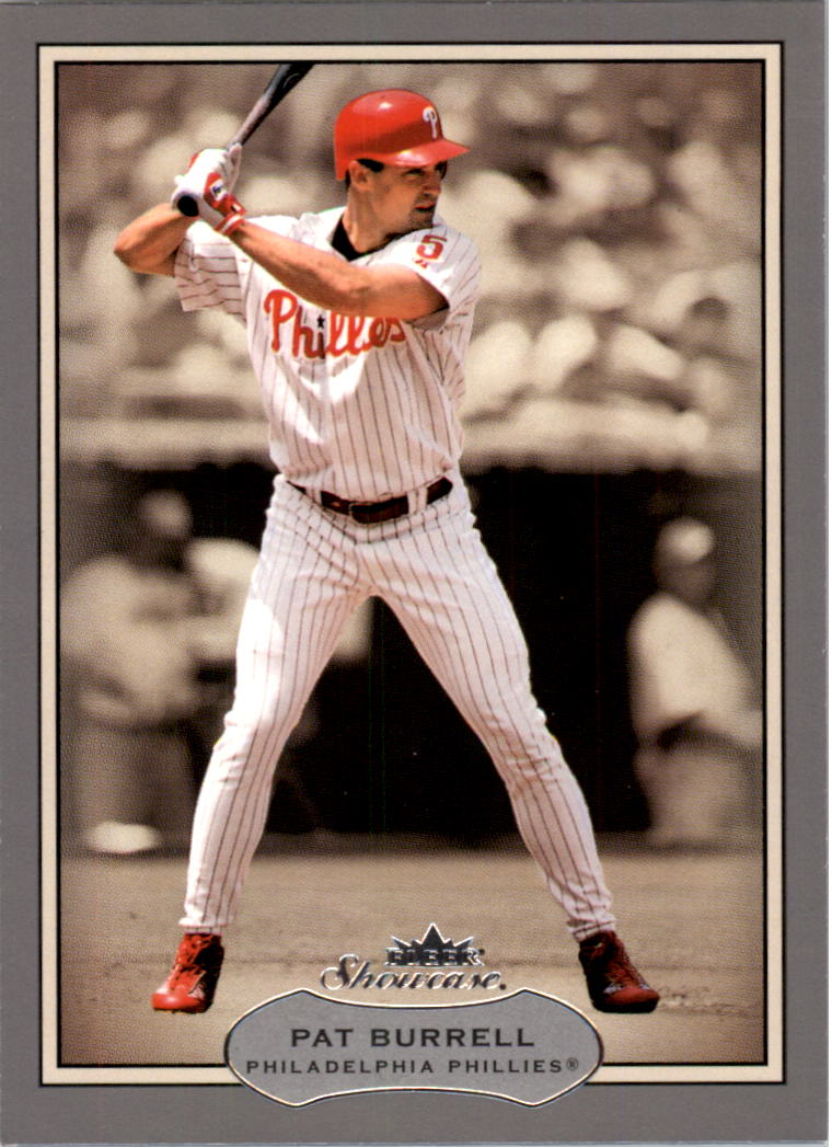 2003 Fleer Showcase #83 Pat Burrell