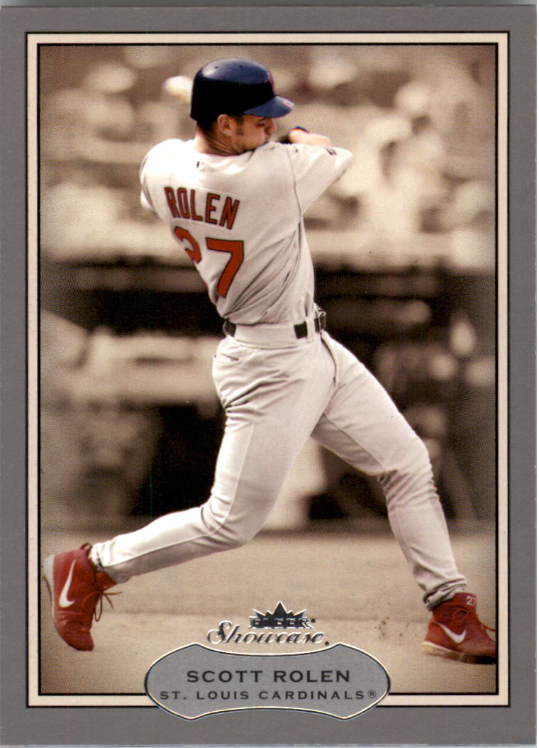 2003 Fleer Showcase #84 Scott Rolen