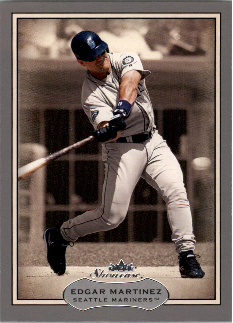 2003 Fleer Showcase #88 Edgar Martinez