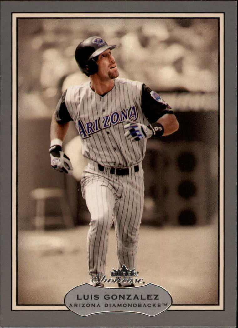 2003 Fleer Showcase #94 Luis Gonzalez