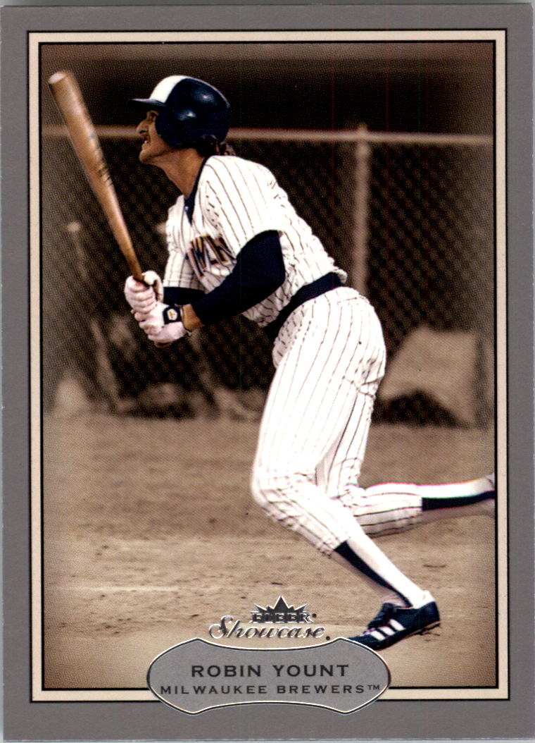 2003 Fleer Showcase #98 Robin Yount