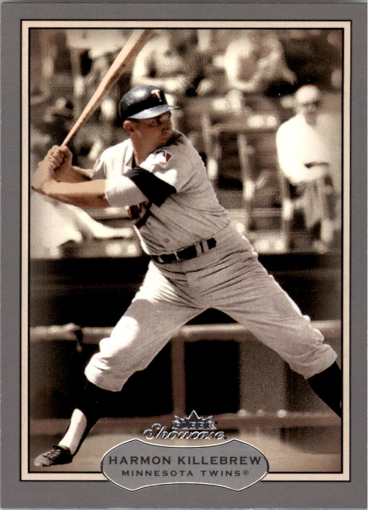 2003 Fleer Showcase #100 Harmon Killebrew