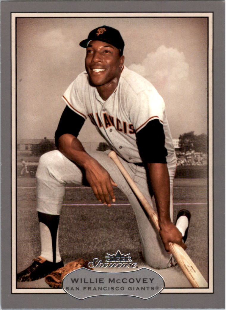 2003 Fleer Showcase #102 Willie McCovey