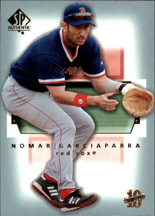 2003 SP Authentic #24 Nomar Garciaparra