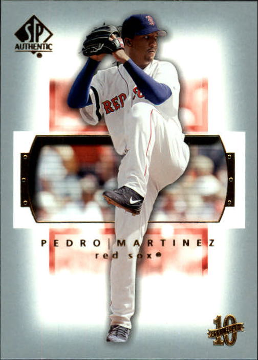 2003 SP Authentic #25 Pedro Martinez