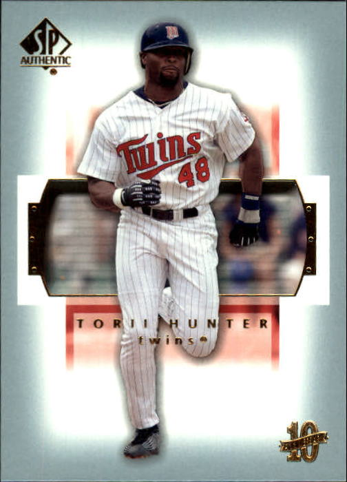 2003 SP Authentic #33 Torii Hunter