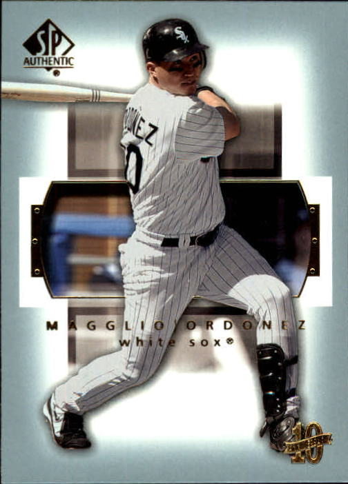 2003 SP Authentic #38 Magglio Ordonez