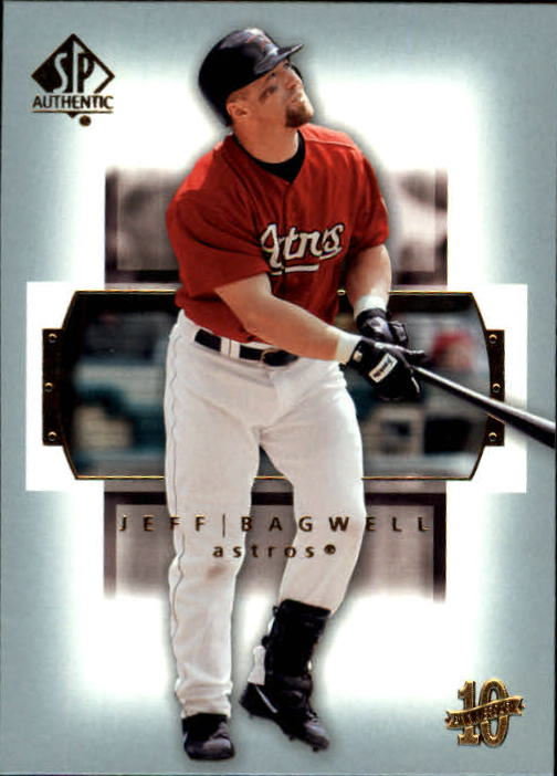 2003 SP Authentic #44 Jeff Bagwell