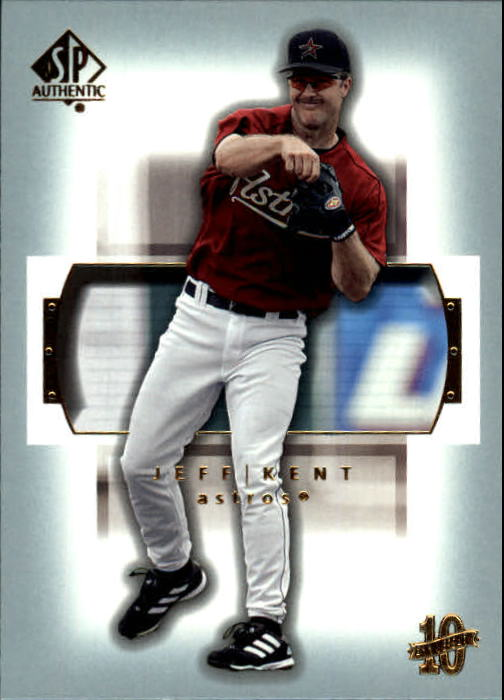 2003 SP Authentic #45 Jeff Kent
