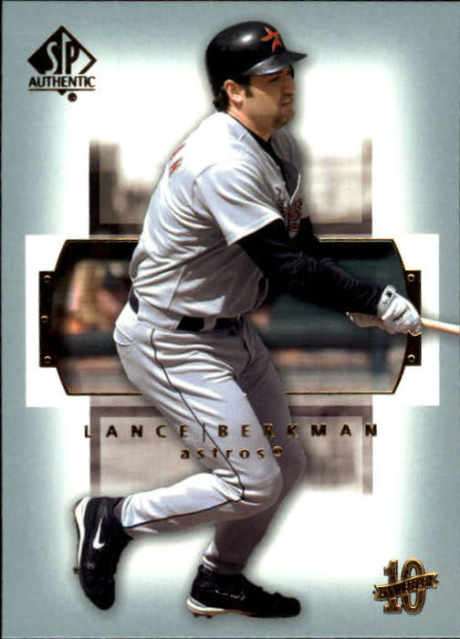 2003 SP Authentic #46 Lance Berkman