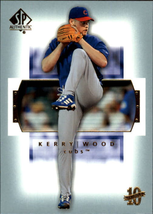 2003 SP Authentic #57 Kerry Wood