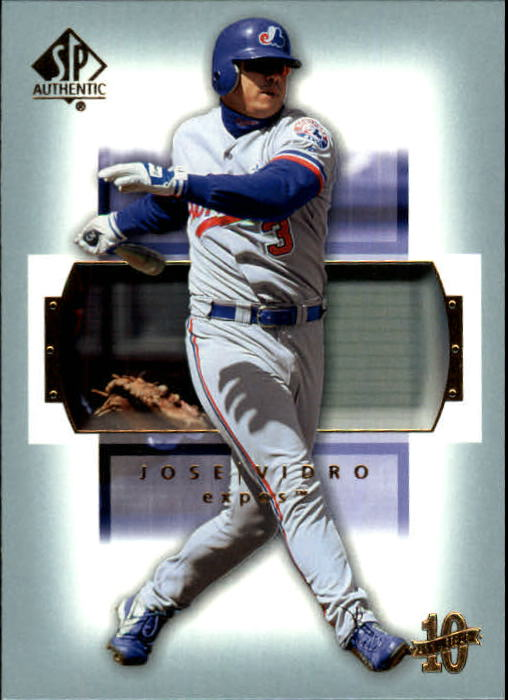 2003 SP Authentic #66 Jose Vidro
