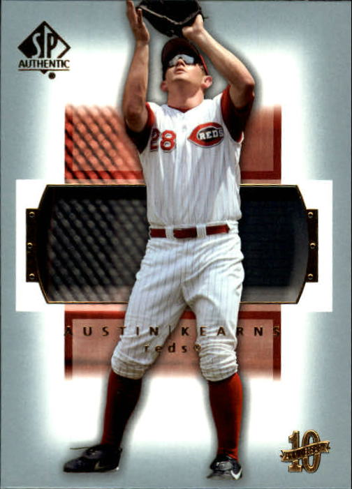 2003 SP Authentic #85 Austin Kearns