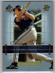 2003 SP Authentic #157 Michael Hessman FW RC